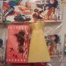 Juguetes Antiguos - bolsita con visor de cine con sus recortes de pelicula(mas 4€ gastos envio) 6x3x2 cnt. años 70 nuevo - 33405887