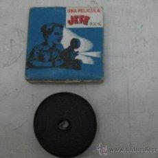 Juguetes Antiguos: UNA PELICULA JEFE, 9 1/2 MM, DE LOS AÑOS 50 - Nº 53 - ALTA ESCUELA 10 METROS. Lote 34014344