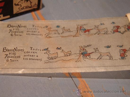 Juguetes Antiguos: ANTIGUO PROYECTOR CINE NIC AÑOS 40-50. - Foto 4 - 34259371