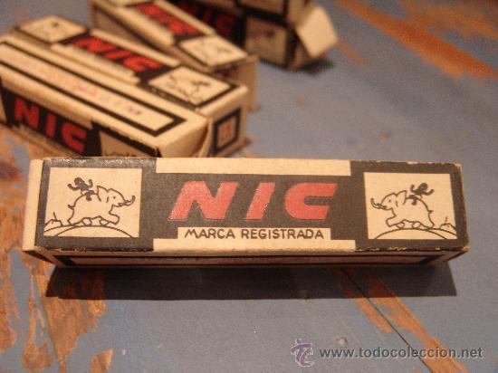 Juguetes Antiguos: ANTIGUO PROYECTOR CINE NIC AÑOS 40-50. - Foto 7 - 34259371