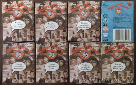 Juguetes Antiguos: Wallace & Gromit Complete collection BOX - Foto 2 - 35567009