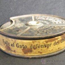 Juguetes Antiguos: FELIX EL GATO DEFENSOR DEL DEBIL. Nº 802. PATHE BABY. 9,5 MM. BOBINA 5 CM. NO VISIONADA. Lote 35597345