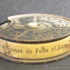 Juguetes Antiguos: LA VENGANZA DE FELIX EL GATO. Nº 798. PATHE BABY. 9,5 MM. BOBINA 5 CM. NO VISIONADA. Lote 35597372