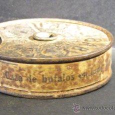 Juguetes Antiguos: LA CAZA DE BUFALOS EN INDIA. PATHE BABY. 9,5 MM. BOBINA 5 CM. NO VISIONADA. Lote 94067874