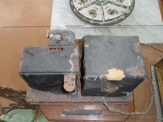 Juguetes Antiguos: Antigua maquina de cine nic, para recanvios. - Foto 2 - 37243411