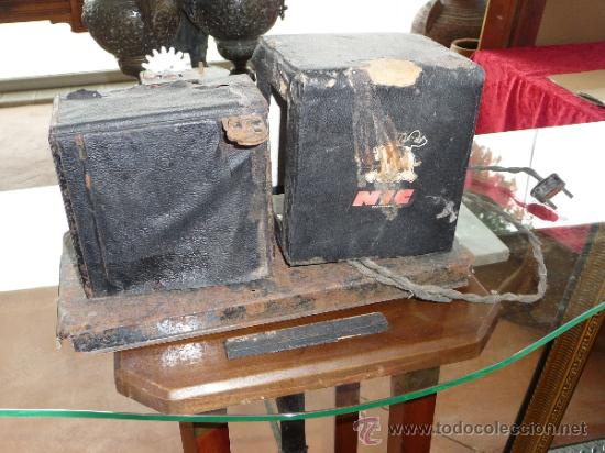 Juguetes Antiguos: Antigua maquina de cine nic, para recanvios. - Foto 3 - 37243411