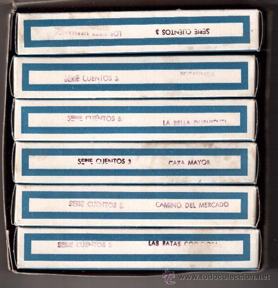 Juguetes Antiguos: peliculas super nic, caja completa, Rosalinda, num.-537/542 - Foto 2 - 37564625