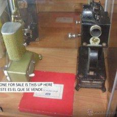Juguetes Antiguos: PROYECTOR DE CINE JEFE MOTORIZADO LEER DESCRIPCIÓN. Lote 41086250