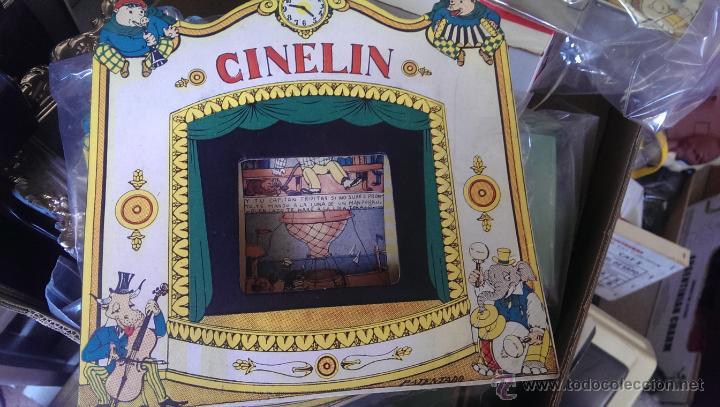 CINELIN (Juguetes - Pre-cine y Cine)
