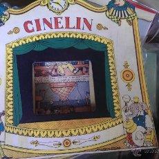 Juguetes Antiguos: CINELIN. Lote 238556980