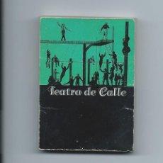 Juguetes Antiguos: TEATRO DE CALLE -PRE-CINE -1920. LIBRITO DE MOVIMIENTO DE IMAGENES. PASAR FOTOS ADICIO. RÁPIDAMENTE.. Lote 46130990