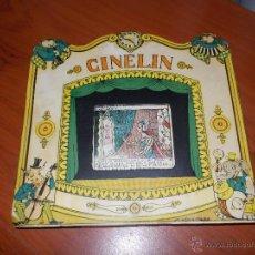 Juguetes Antiguos: CINELIN. Lote 50425896