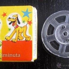 Juguetes Antiguos: ANTIGUA PELICULA PARA EL PROYECTOR JEFE NUMERO 71. 9,5 M/M - 15 MTS - DONDE LAS DAN LAS TOMAN - MICK. Lote 53450457