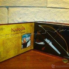 Juguetes Antiguos: CRONICAS DE NARNIA - SUSAN - CHRISTMAS GIFT - MASTER REPLICAS - OFICIAL - 2005 - NUEVO. Lote 54607514