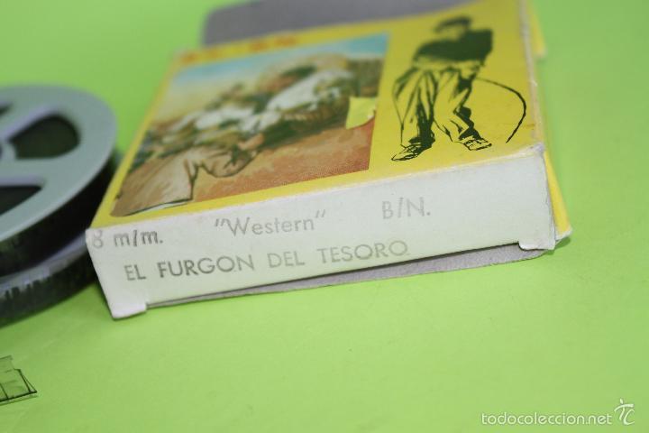 Juguetes Antiguos: PROYECTOR 8 SUPER 8 BIANCHI CINE MAX K6 FUNCIONANDO - Foto 10 - 56300321