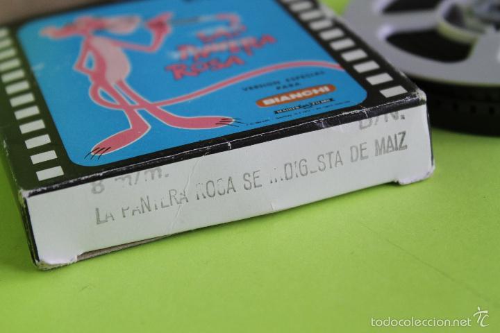 Juguetes Antiguos: PROYECTOR 8 SUPER 8 BIANCHI CINE MAX K6 FUNCIONANDO - Foto 12 - 56300321