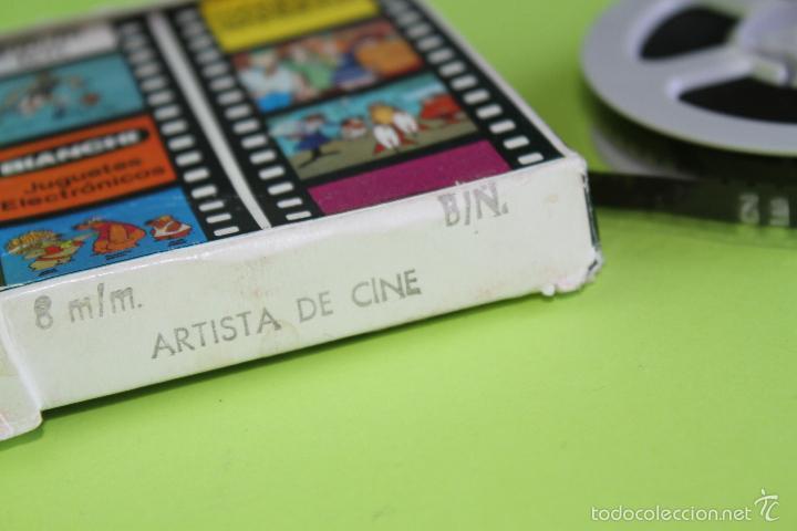 Juguetes Antiguos: PROYECTOR 8 SUPER 8 BIANCHI CINE MAX K6 FUNCIONANDO - Foto 14 - 56300321