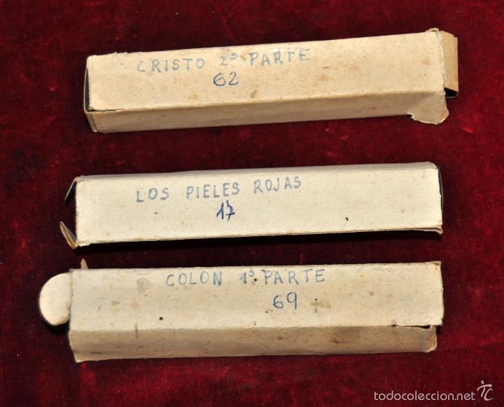 Juguetes Antiguos: LOTE 15 PELICULAS ENTRE ELLAS 9 DE RAI PAYÁ. SONORAS. AÑOS 40. CINE NIC - Foto 3 - 57864696