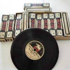 Juguetes Antiguos: PELÍCULAS CINE SONORO NIC 10 UNIDADES. Lote 58225424