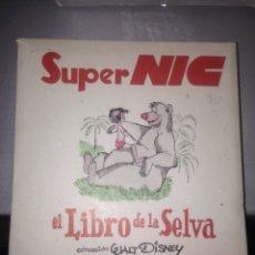 Juguetes Antiguos: PACK PELICULAS CINE NIC 1930. Lote 58330742