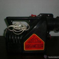 Juguetes Antiguos: PROYECTOR AIRGAMCOLOR. Lote 105826683