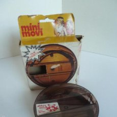 Juguetes Antiguos: MINI MOVI FILM CASSETTE HECKLE AND JACKLE 2201 FIREMEN. PELÍCULA. VIACOM 1978 . Lote 61354991