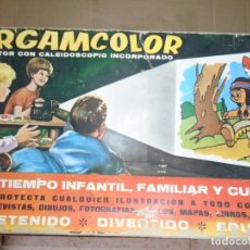 Juguetes Antiguos: PROYECTOR AIRGAMCOLOR.. Lote 62318388
