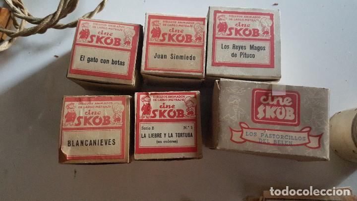 Juguetes Antiguos: CINE SKOB - Foto 11 - 62771780