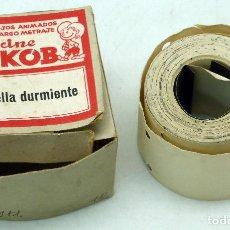 Juguetes Antiguos: PELÍCULA CINE SKOB LA BELLA DURMIENTE CON CAJA. Lote 69594953