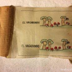 Juguetes Antiguos: ANTIGUA PELÍCULA CINE NIC SONORO EL VAGABUNDO. Lote 71679219