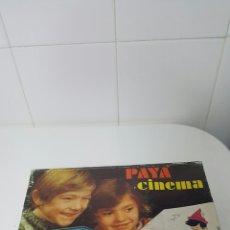Juguetes Antiguos: CINEMA PAYÁ.NUEVO CON PRECINTO. Lote 74248795