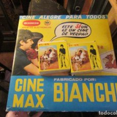 Juguetes Antiguos: CINE MAX BIANCHE. Lote 74572587