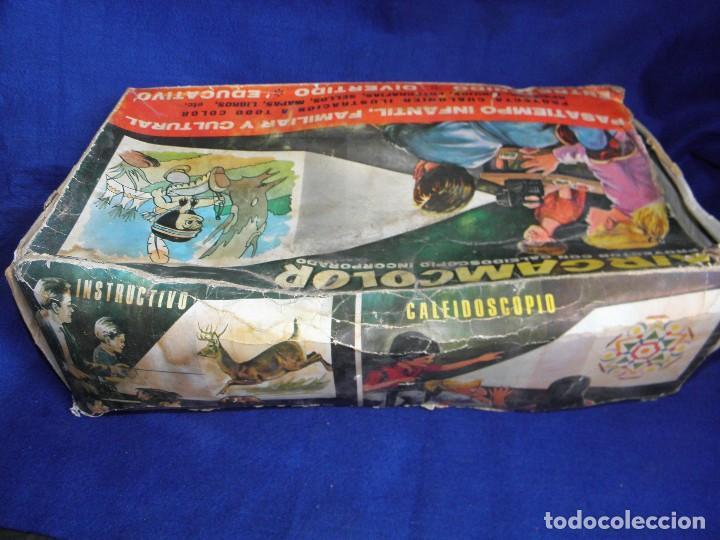 Juguetes Antiguos: PROYECTOR AIRGAMCOLOR DE AIRGAM - PARA PIEZAS O RESTAURAR - Foto 10 - 74609395