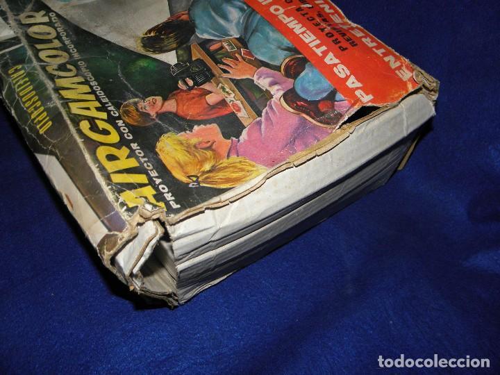 Juguetes Antiguos: PROYECTOR AIRGAMCOLOR DE AIRGAM - PARA PIEZAS O RESTAURAR - Foto 12 - 74609395