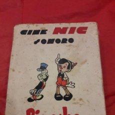 Juguetes Antiguos: PELICULAS CINE NIC SONORO. Lote 83906996