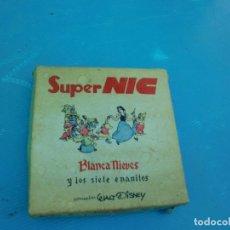 Juguetes Antiguos: PELICULAS CINE NIC. Lote 85292160