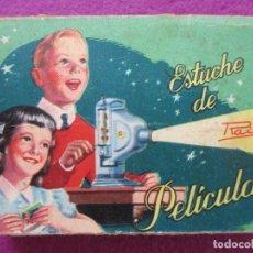 Juguetes Antiguos: ESTUCHE DE PELICULAS RAI, 5 PELICULAS, VER FOTOS ADICIONALES, B1. Lote 86209748