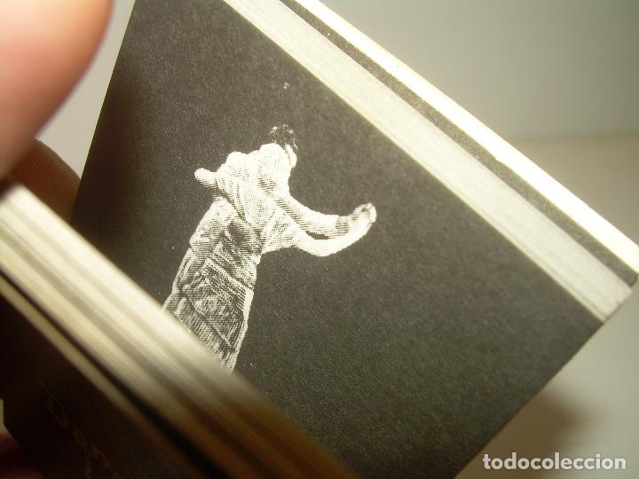 Juguetes Antiguos: ANTIGUO JUEGO DE IMAGENES QUE AL PASARLAS SE MUEVEN....DANCE LESSON. - Foto 7 - 94558435