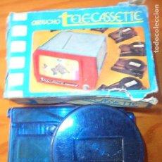 Juguetes Antiguos: CARTUCHO TELE-CASSETTE PACTRA -. Lote 95895091