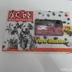 Juguetes Antiguos: 101 DALMATA DISNEY PELICULA 3D VIEW MASTER TYCO 1995 - NUEVO . Lote 96630391