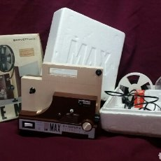 Juguetes Antiguos: CINE MAX K6 PROYECTOR 8+SUPER 8 AUTOMATIC. Lote 98436928