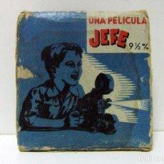 Juguetes Antiguos: PELÍCULA PROYECTOR JEFE Nº 35 EL OTRO ASEGURADO - 9 1/2 MM. 15 METROS - EN CAJA ORIGINAL - CINE. Lote 101004939