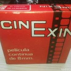 Juguetes Antiguos: PELICULA CINE EXIN. Lote 101071250