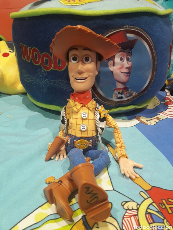 0a23ca1f5fef5 Woody disney toy story - Sold through Direct Sale - 101976850