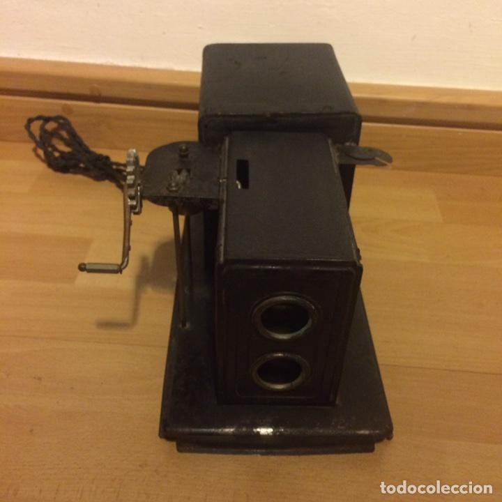 Juguetes Antiguos: Antiguo proyector de cine nic sonoro - Foto 4 - 104553203