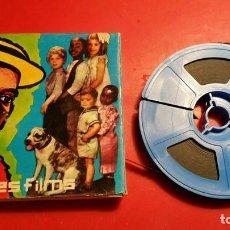 Juguetes Antiguos: PELICULA SUPER 8 - ARIES FILMS - LA PANDILLA...EL TIO CANIVAL..MUDA. Lote 105270735