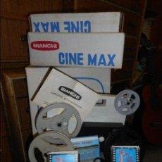 Juguetes Antiguos: BIANCHI CINE MAX. Lote 107669699