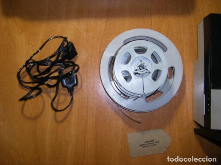 Juguetes Antiguos: Proyector Cine Max K - 6 Bianchi 8 + Super 8 con películas - Foto 5 - 111380199