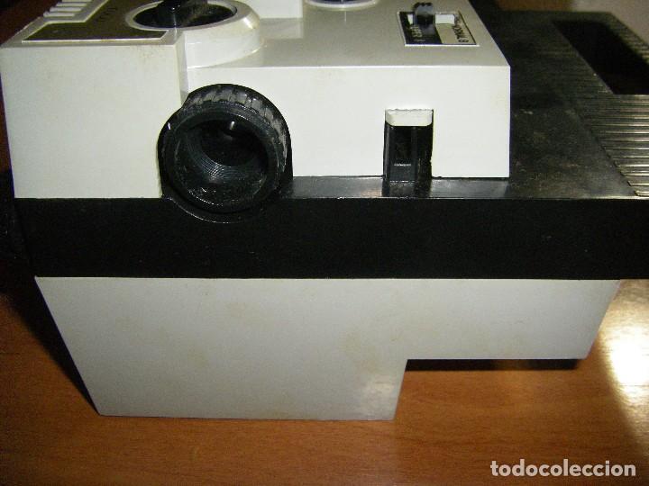 Juguetes Antiguos: Proyector Cine Max K - 6 Bianchi 8 + Super 8 con películas - Foto 8 - 111380199