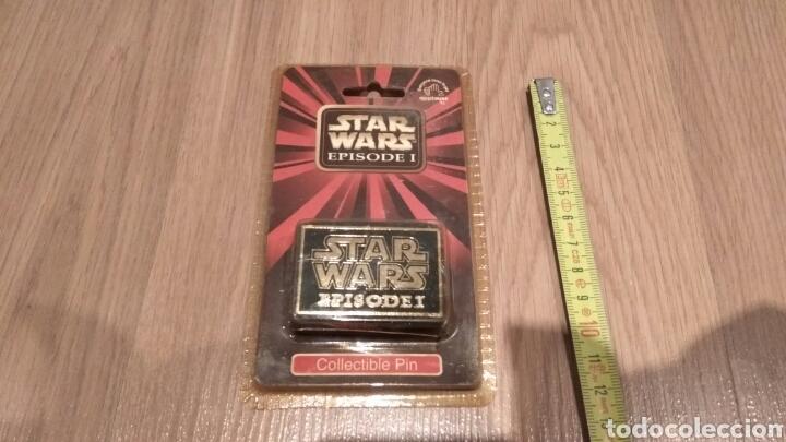 STAR WARS EPISODE I PIN COLLECTIBLE (Juguetes - Pre-cine y Cine)